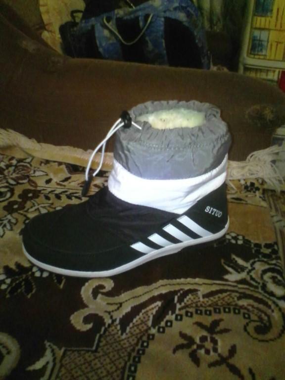 Продам новые ботинки р-р 40-41 цена 500 руб.