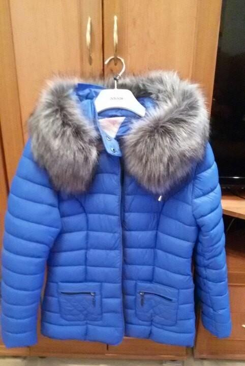 Продам зимнюю куртку!!