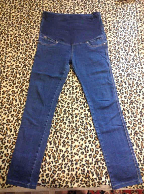 Продам джинсы для беременных, размер S, цена 900руб, тел89609762828
