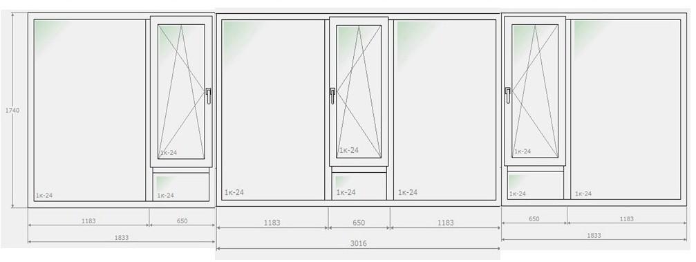 Продаётся конструкция ПВХ для остекления Лоджии с установкой под ключ!