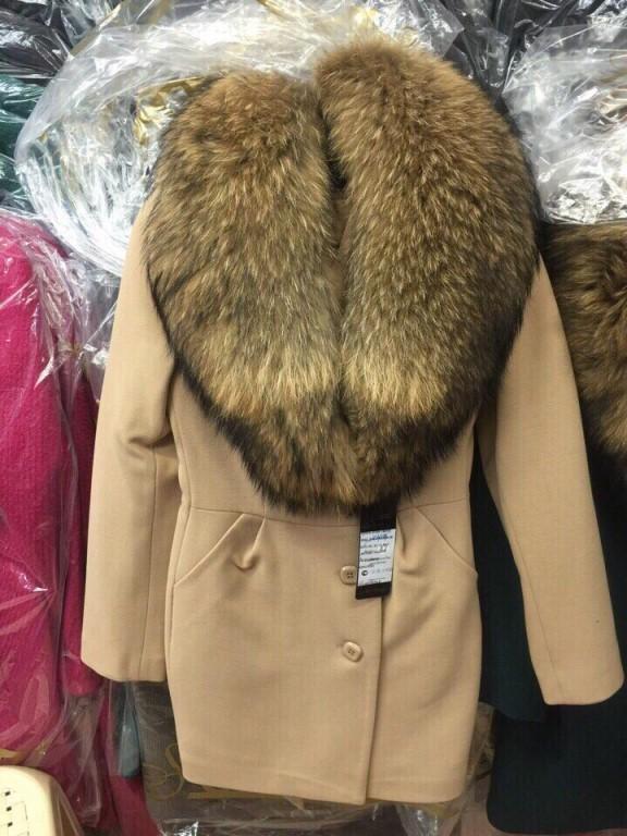В продаже, Пальто до -20 мех енот , писец по 7000р .