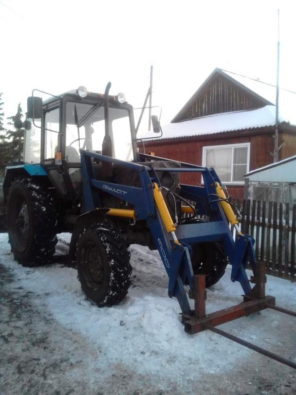 Продам трактор МТЗ 82!!!