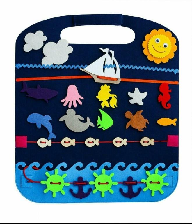 Дорожные игровые коврики для ваших малышей!