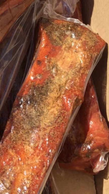 Пастрома сырокопченое мясо свинины...89138447565....кг 620