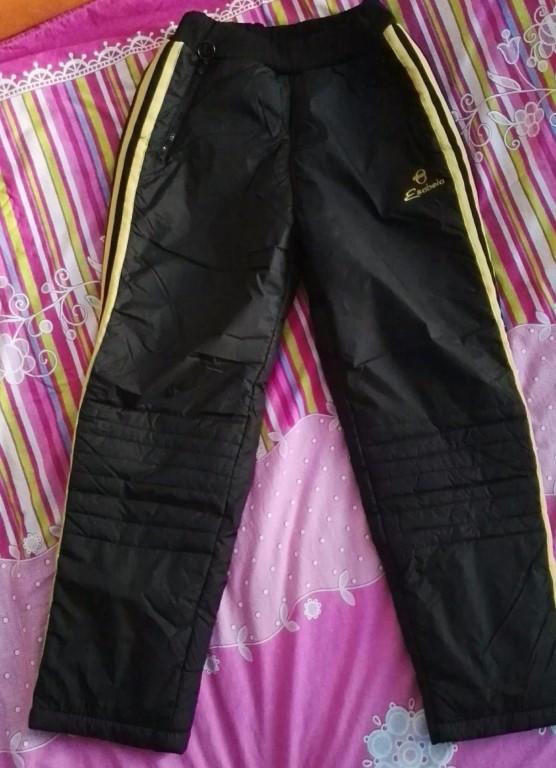 Продам синтипоновые штаны на морозы
