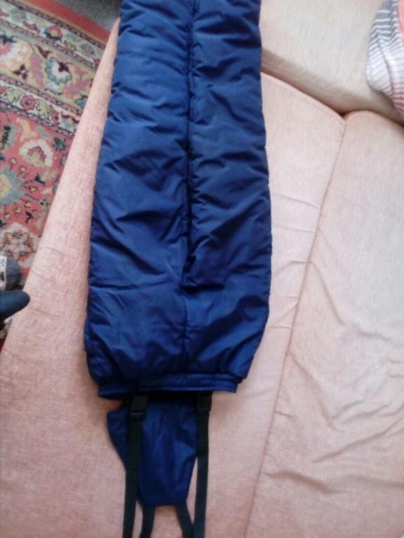 Продам женские вещи размер 46-48: пуховик зимний 1000р, пуховик весенний 1000р, штаны на синтепоне 500р, шапка 200р.